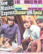 New Musical Express Magazine
