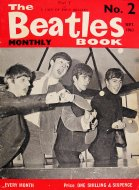 The Beatles Book No. 2 Magazine