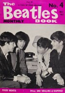 The Beatles Book No. 4 Magazine