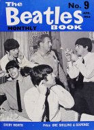 The Beatles Book No. 9 Magazine