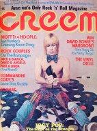Creem Vol. 5 No. 11 Magazine