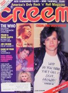 Creem Vol. 14 No. 6 Magazine