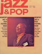 Jazz And Pop Vol. 8 No. 7 Magazine
