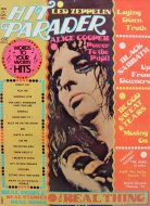 Hit Parader No. 102 Magazine