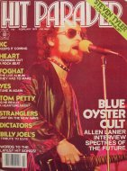 Hit Parader No. 163 Magazine