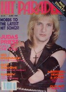 Hit Parader No. 213 Magazine