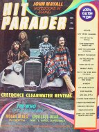 Hit Parader No. 83 Magazine