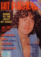 Hit Parader No. 212 Magazine
