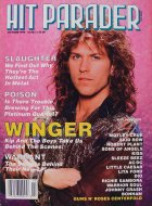 Hit Parader No. 313 Magazine