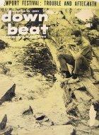 Down Beat Vol. 27 No. 17 Magazine