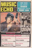 Music Echo No. 26 Magazine