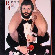 "Ringo Star Vinyl 12"" (Used)"