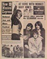 New Musical Express No. 1127 Magazine