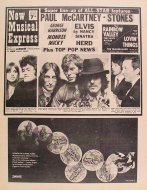 New Musical Express No. 1116 Magazine