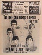 New Musical Express No. 1102 Magazine