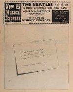 New Musical Express No. 1093 Magazine