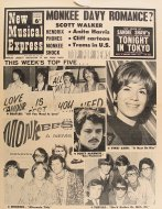 New Musical Express No. 1072 Magazine