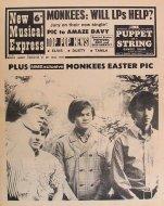 New Musical Express No. 1054 Magazine