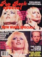 Pop Rock Special Vol. 1 No. 1 Magazine
