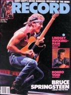 Record Vol. 4 No. 1 Magazine