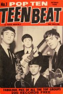 Teen Beat No. 1 Magazine