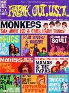 Freak Out U.S.A. No. 1 Magazine