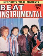 Beat Instrumental No. 62 Magazine