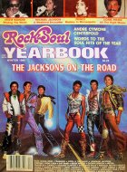 Rock & Soul 1984 Yearbook Magazine