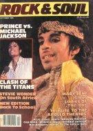 Rock & Soul Vol. 29 No. 191 Magazine