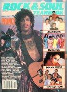 Rock & Soul 1985 Yearbook Magazine