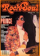 Rock & Soul Vol. 29 No. 184 Magazine