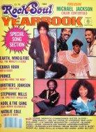 Rock & Soul 1981 Yearbook Magazine
