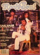 Rock & Soul Vol. 29 No. 187 Magazine