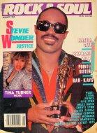 Rock & Soul Vol. 29 No. 194 Magazine