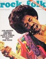 Rock & Folk No. 54 Magazine