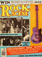 Rock Scene Vol. 8 No. 1 Magazine