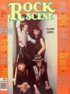 Rock Scene Vol. 8 No. 6 Magazine