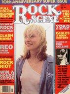 Rock Scene Vol. 10 No. 1 Magazine