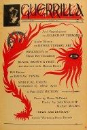 Guerilla Vol. 1 No. 1 Magazine