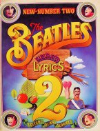 The Beatles Illustrated Lyrics 2 Book
