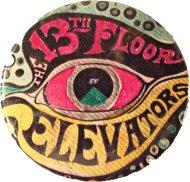 13th Floor Elevators Pin