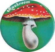 Mushroom Pin