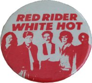 Red Rider Pin