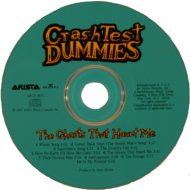 Crash Test Dummies CD