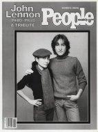 John Lennon and Yoko Ono Promo Print