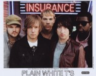 The Plain White T's Promo Print