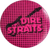 Dire Straits Pin