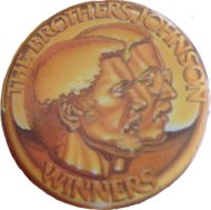 The Brothers Johnson Pin