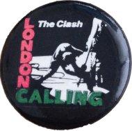 The Clash Pin