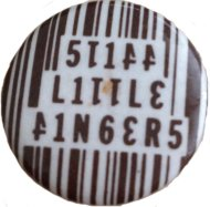 Stiff Little Fingers Pin